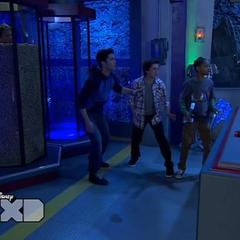 Adam, Bree and Leo fight Teddy