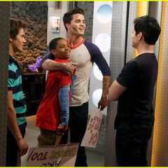 Chase, Leo, Adam and Donald