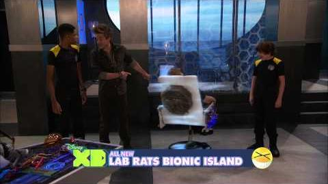 """Lab Rats Bionic Island - """"Mission Mania"""" Preview"""