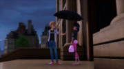 Umbrella Scene