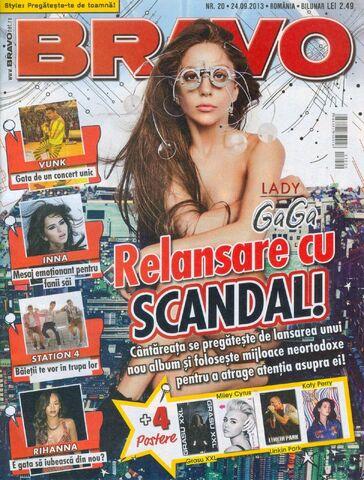 File:Bravo Magazine - Romania (Sep, 2013).JPG