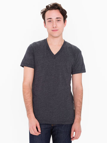 File:American Apparel - Athletic v-neck grey.jpg