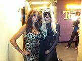 2-14-11 At The Tonight Show with Jay Leno - Backstage 002