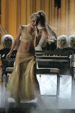 2-13-11 Peforming at 53th Grammy Awards 001