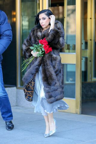 File:2-13-15 Leaving her apartment in NYC 001.jpg