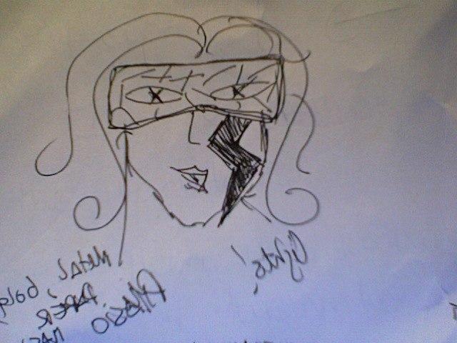 File:Lady Gaga - The Fame (Sketch).jpg