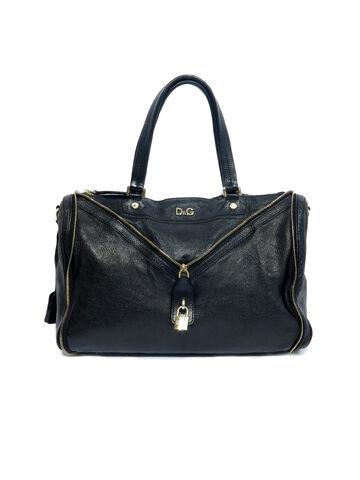 File:Dolce & Gabbana - Zip leather handbag.jpg