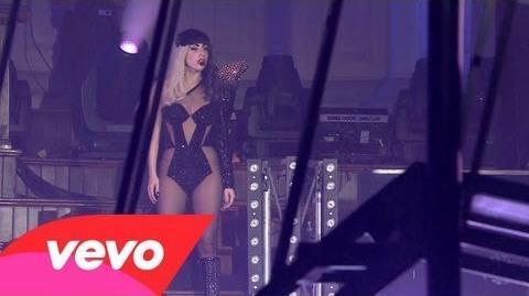 The Edge of Glory (Gaga Live Sydney Monster Hall)