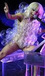 Gaga-bubbles