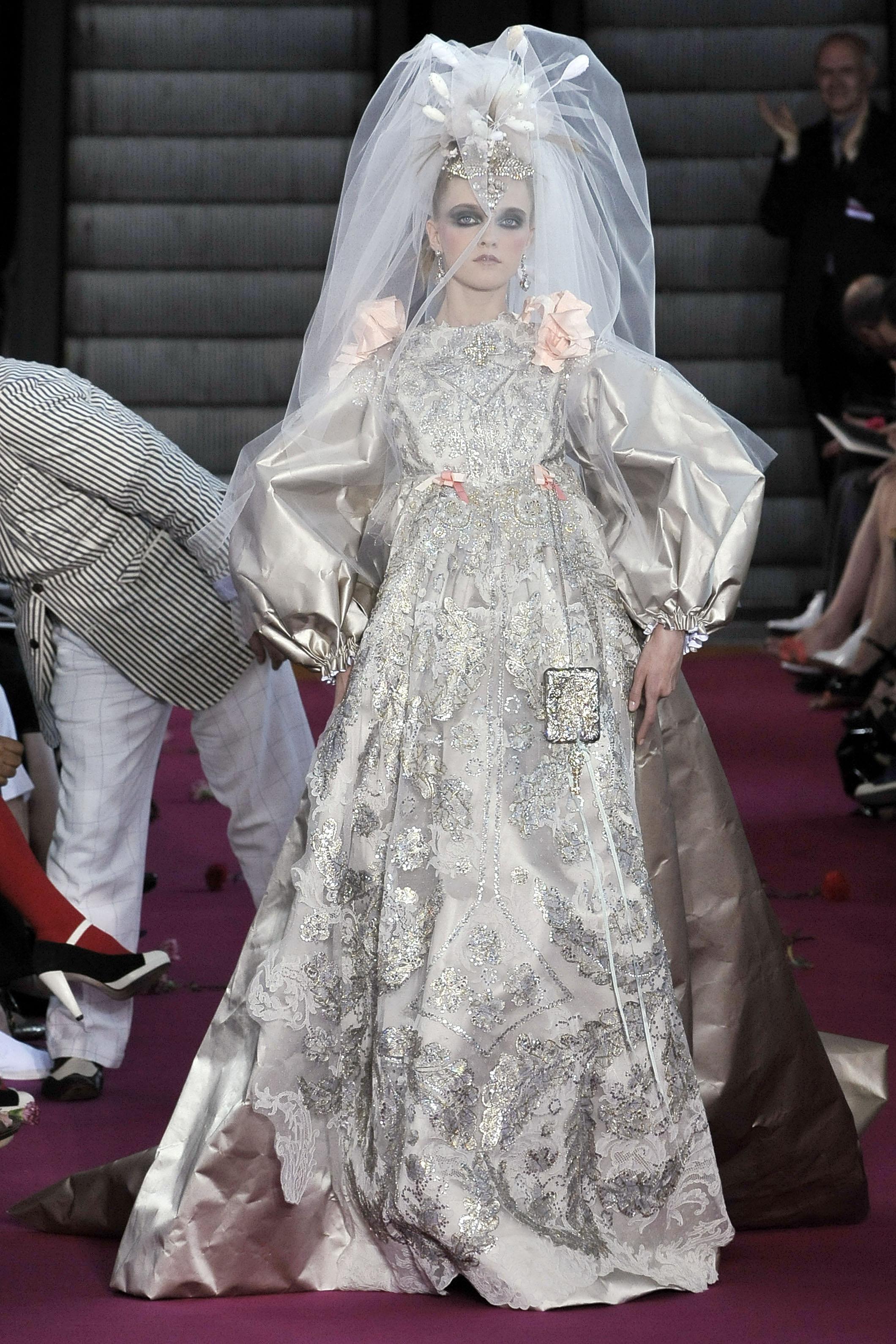 Christian Lacroix Wedding Dress   Dress images