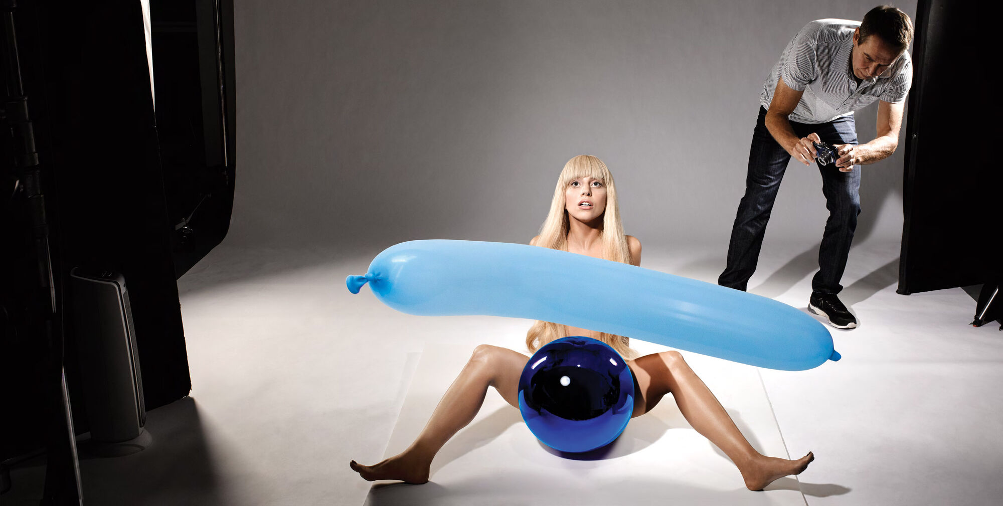 Koons Lady Gaga
