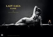 Lady Gaga Fame Promo Poster 002