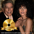 Cheek To Cheek - Golden Disc (Brazil)