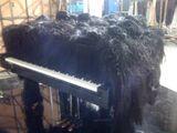 Hair piano