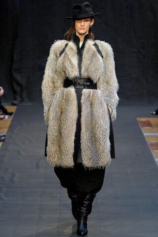 File:Hermès Fall Winter 2012 Faux Fur Embellished Leather Coat.jpg