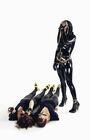 Haus of Gaga/The Fame#Latex jumpsuit