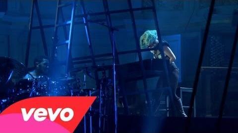 Hair (Gaga Live Sydney Monster Hall)