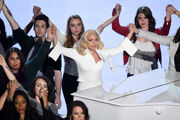 2-28-16 Performance at The Oscars in LA 002