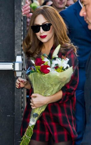 File:4-6-14 Arriving at Roseland Ballroom in NYC 003.jpg