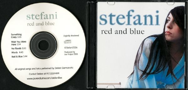 File:Lady Gaga 'Stefani Red and Blue' 2006 Original CD.jpeg