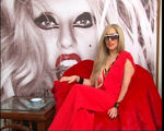 Lady-Gaga-in-Manav-Gangwani-couture-On-the-Couch-with-Koel