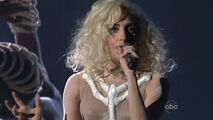 Bad Romance & Speechless (Live At The AMAs 2009) screenshot 720p (5)