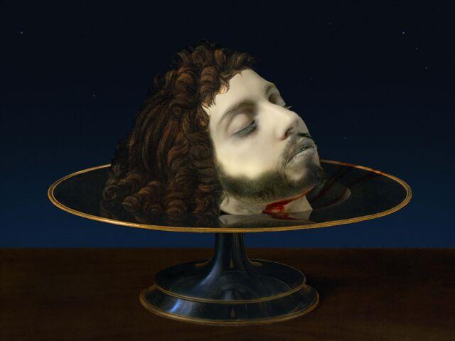 File:The Head of Saint John the Baptist—Orion, 2013 © Dissident USA.jpg