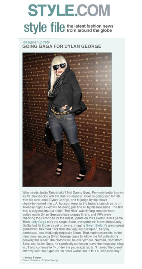 Gaga style piece 2