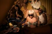 Haus of Gaga/The Fame#Disco bra