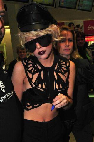 File:Lady Gaga at tegel airport berlin 09-6-09.jpg