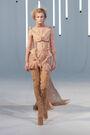 Jan Taminiau Fall 2011 Ruched Dress