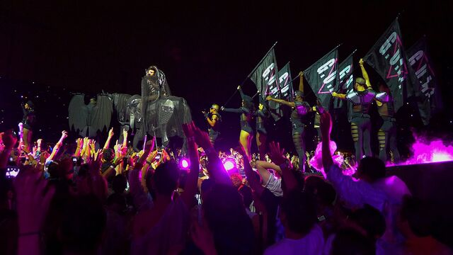 File:The Born This Way Ball Tour Highway Unicorn 011.jpg