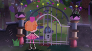 S2 E13 gate to mansion