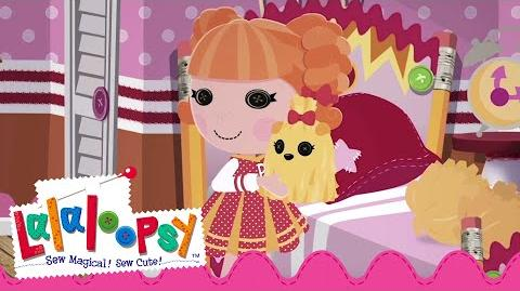 Peppy Pom Poms Sewn On Date Lalaloopsy