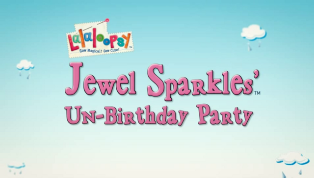 File:Jewel Sparkles' Un-Birthday Party title card.png