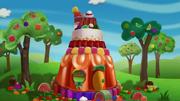 Sugar's house