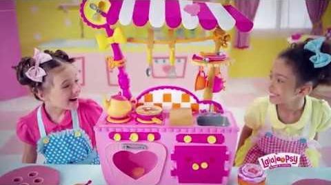 Lalaloopsy Magic Kitchen 30 Commercial