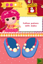 Pearly Slippers