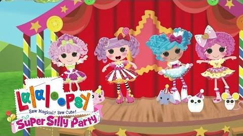Peanuts Silly Performance Super Silly Party - Episode 5 Lalaloopsy
