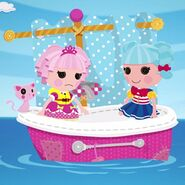 Lalaloopsy S2 E1 - Jewel's Jewel Chest
