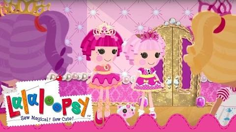 How-To Be A Princess l Lalaloopsy