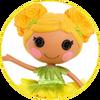 Character Portrait - Mari Golden Petals