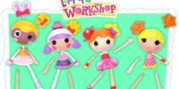 Lalaloopsy Workshop Dolls
