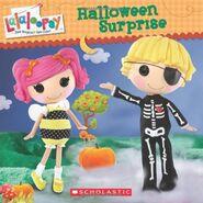 Halloween surprise