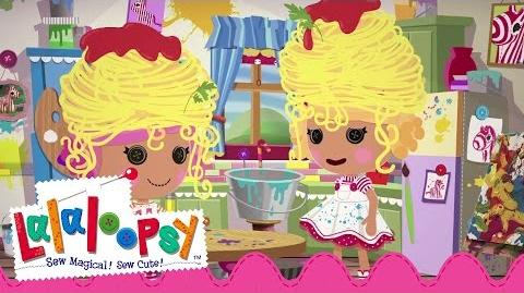 Spaghetti Party Lalaloopsy