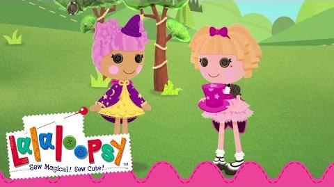 Star Magic Spells Lalaloopsy