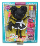 Trace E. Doodles Color Me Doll box