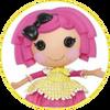 Character Portrait - Crumbs Sugar Cookie