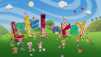 Lalaloopsy™ Title Screen