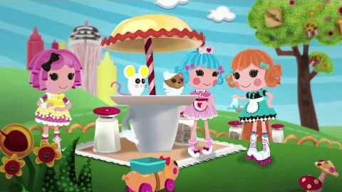 Lalaloopsy Apple Pickle Pie
